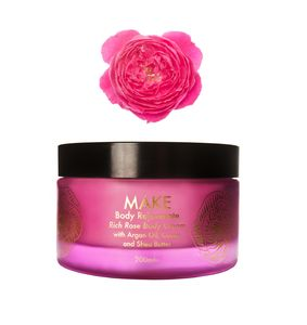 Body Rejuvenate Rich Rose Body Cream