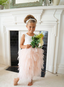 Bess ~ Flower Girl | Party Dress