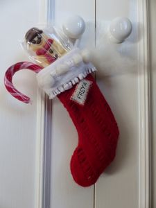 Personalised Mini Christmas Stocking