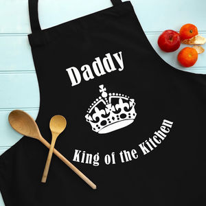 Adult Personalised Apron - aprons