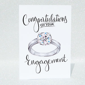 Engagement Card - engagement cards