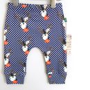 Sale, Jackalopes Leggings, Navy Polka Dot, Was £13.50