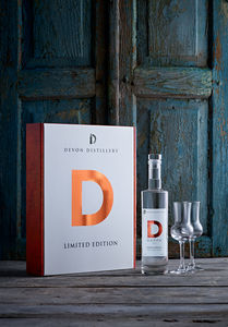 Dappa After Dinner Spirit Gift Pack - gin