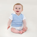 Baby Boy Regal Three Piece Christening Outfit