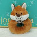 Fox Toy Rattle, Gift Boxed