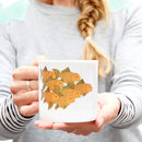 Goldfish Bone China Mug