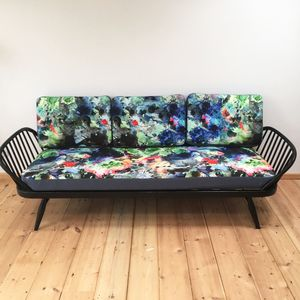 Timorous Beasties Vintage Ercol Studio Couch - furniture