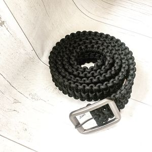 Paracord Woven Belt - belts