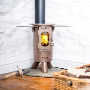 'The Fintan' Glamping Wood Stove