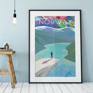 Norway Fine Art Print