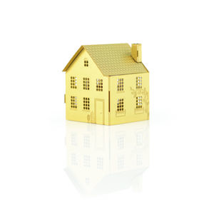 Mini House Model Kit