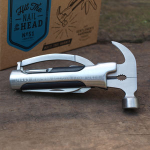 Personalised Hammer Tool - outdoor living