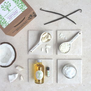 Make Your Own Body Cream Kit - best beauty gift sets