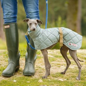 Quilted Showerproof Washable Dog Coat - dogs