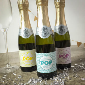 Baby Shower Mini Prosecco