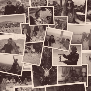 Personalised Family Memories Photo Wallpaper - home decorating