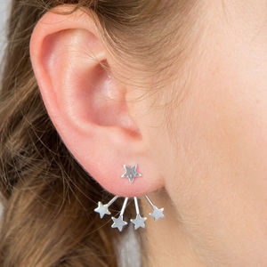 Array Of Stars Earrings