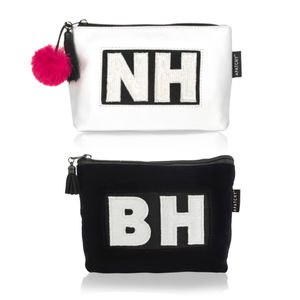 Personalised Makeup Bag - travel bags & luggage
