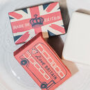 Love Britain Soap Bar Duo