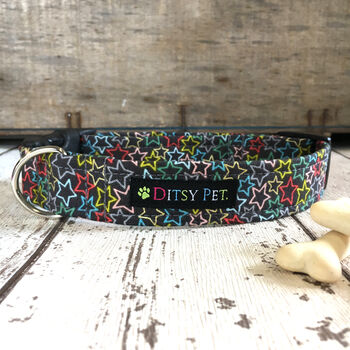Bright Star Dog Collar