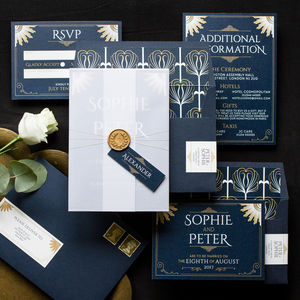 Islington Invitation Parcel Bundle - invitations