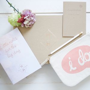 Plan Engagement Gift Box