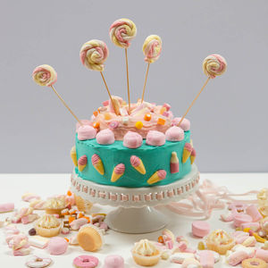 Sweetshop Birthday Cake Kit