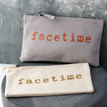 Facetime Make Up Bag