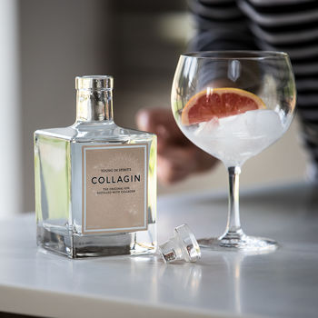 Collagen Distilled Gin As Seen On Dragons' Den