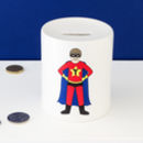 Superhero Money Box