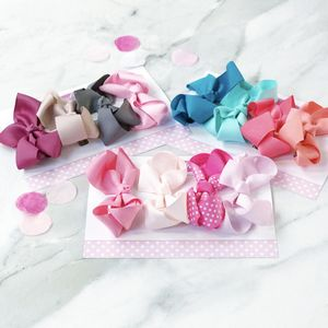 Medium Boutique Hair Bow Gift Set By Candy Bows - hair accessories