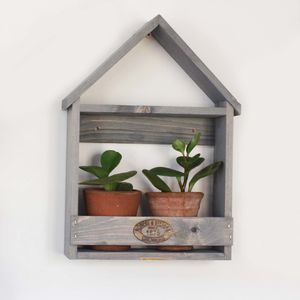 Herb Or Plant House - children's storage