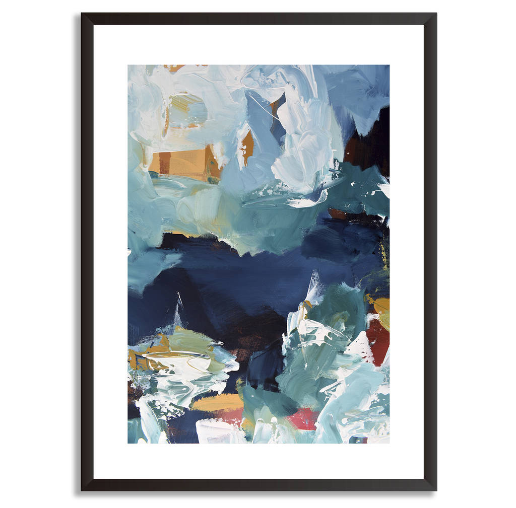 Modern Abstract Art Prints Home Or Office Art