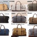Bag colour / material