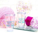 Personalised Bride Tribe Drinks Tumbler