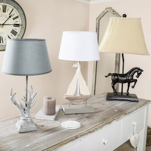 Novelty Table Lamp Collection - table & floor lamps