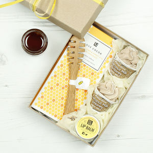 Honey Bee Natural Gift Set