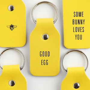 'Good Egg' Keyring