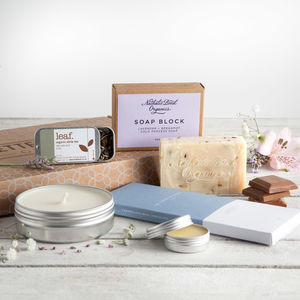 'The Signature Box' Letterbox Gift Set - soap gift sets