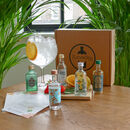The UK Gin Tour Five Gin Tasting Gift Set