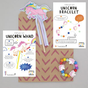 Unicorn Party Bag - party bags and ideas
