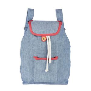 Chambray Rucksack - bags, purses & wallets