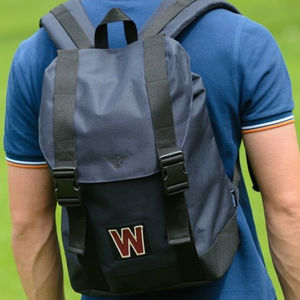 Personalised Backpack For Boys - back to university accessories