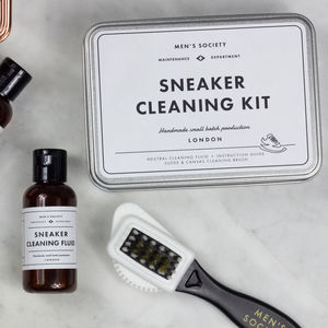 Personalised Sneaker Cleaning Kit