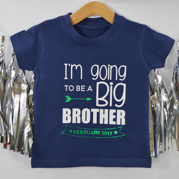 'Big Brother' Date Announcement T Shirt
