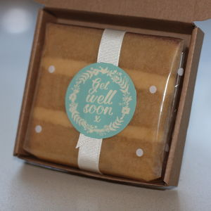 Get Well Cake Card - cakes & cupcakes