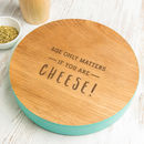 Personalised Birthday Cheese Board For Her