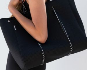 Neoprene Tote Bag - womens