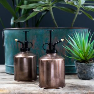 Copper Plant Mister - gifts for her sale
