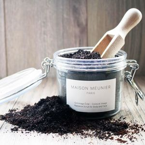 Radiance Coffee Scrub Natural Vegan And Cruelty Free